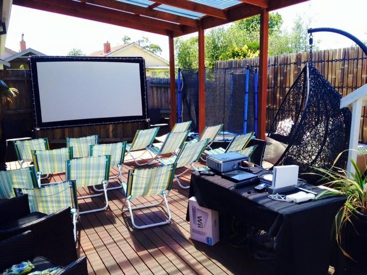 Ultimate Backyard Movie Nights - Melbourne's Mobile Backyard Movie nights, Cinema, Melbourne, VIC, 3000 - TrueLocal