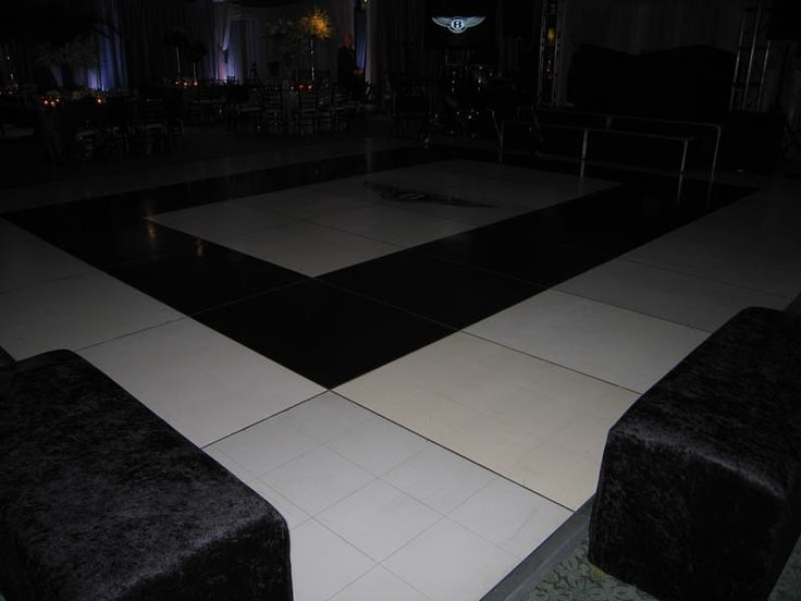Custom Dance Floor 4