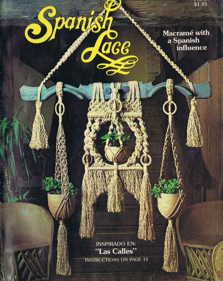 Used in Crafts, Needlecrafts & Yarn, Macramé