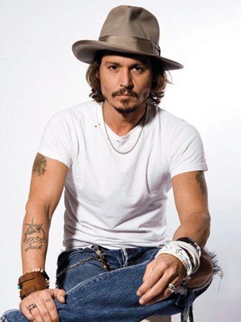 Johnny Depp - AP Photo/Matt Sayles: Johnny Depp Sexy, Hollywood Men Hunks Boys, Sexy Men, Sigh, Hot Men In Hats