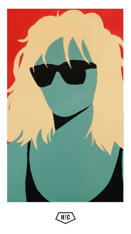 Blondie by Coco Dávez www.cocodavez.com