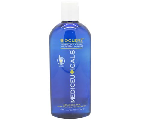 Mediceuticals Bioclenz shampoo voor fijn tot normaal haar en hoofhuid, tegen haaruitval en kaalheid | De Gezonde Bron, dé webshop voor natuurlijke verbetering van uw gezondheid.