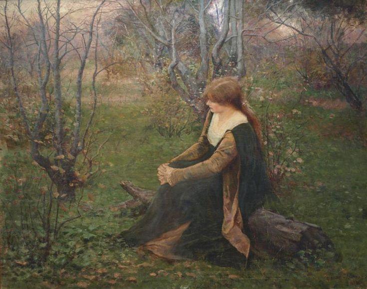 Autumn Memories - Frederick McCubbin