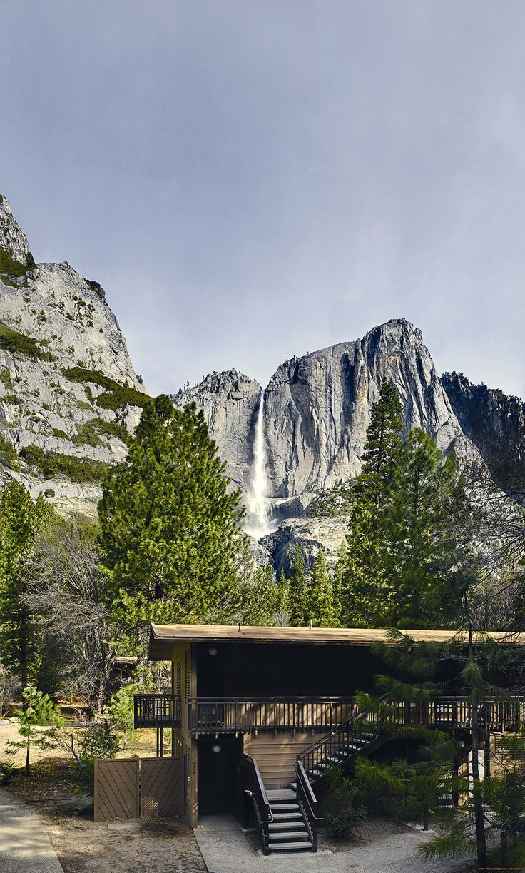 9 best yosemite lodge at the falls images on pinterest. Black Bedroom Furniture Sets. Home Design Ideas