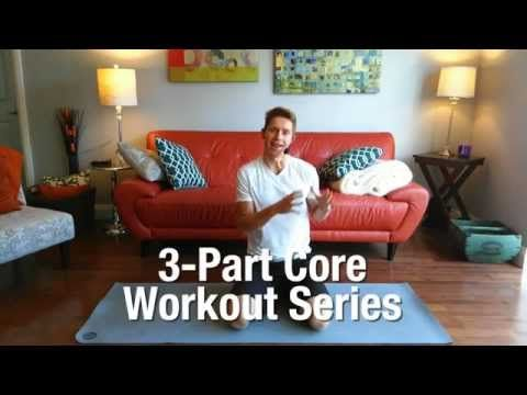 3-Part Core Training Series: Workout #2 (Advanced) - YouTube