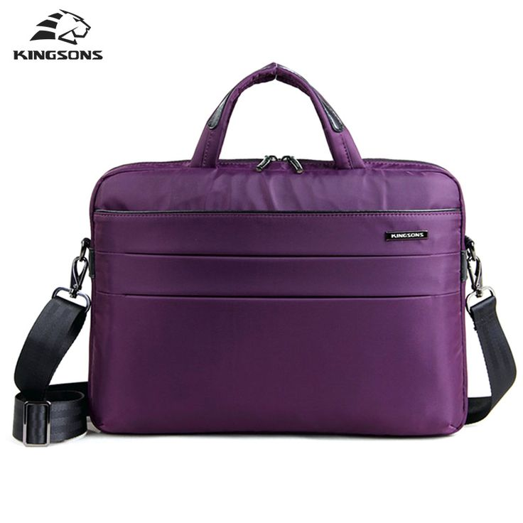 Kingsons 14 Inch Laptop Handbags Sleeve Bags Casual Totes for Men Women Notebook Computer Briefcase Shoulder Bags