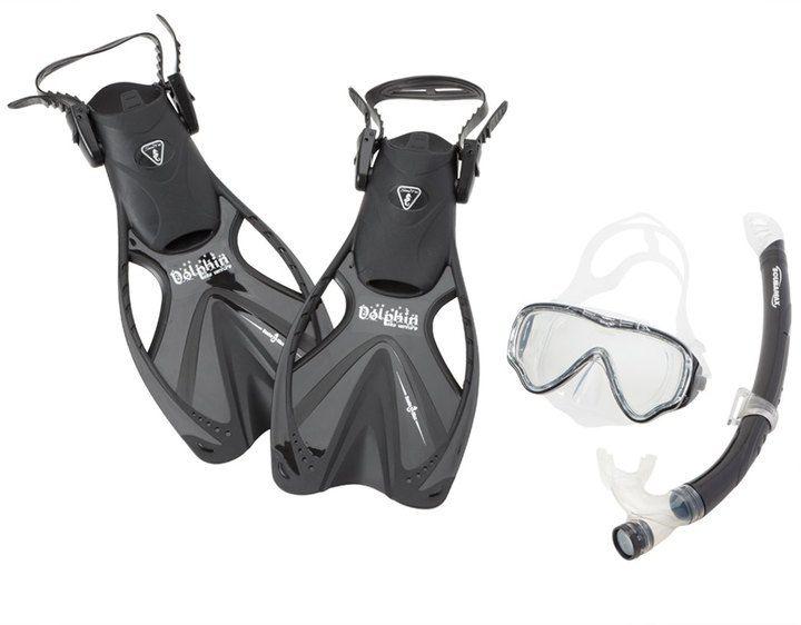 ScubaMax Kid's Snorkel, Mask, Fin and Bag Set 8135074