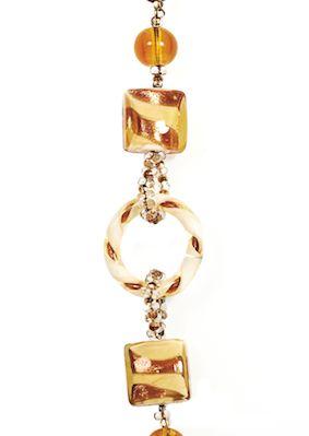 Antica Murrina, Bolero necklace - detail