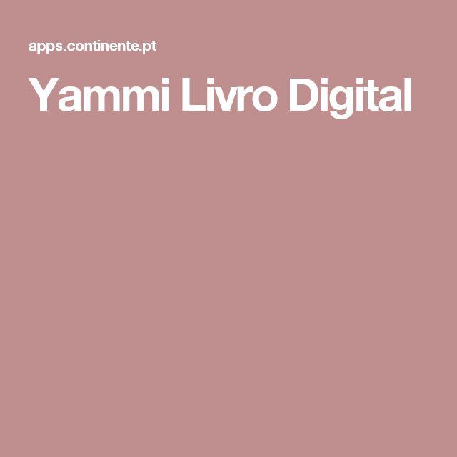 Yammi Livro Digital
