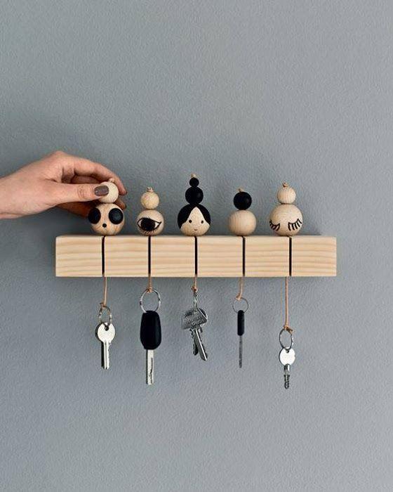 die besten 25 schl sselanh nger selber machen ideen auf pinterest schl sselbrett selber. Black Bedroom Furniture Sets. Home Design Ideas