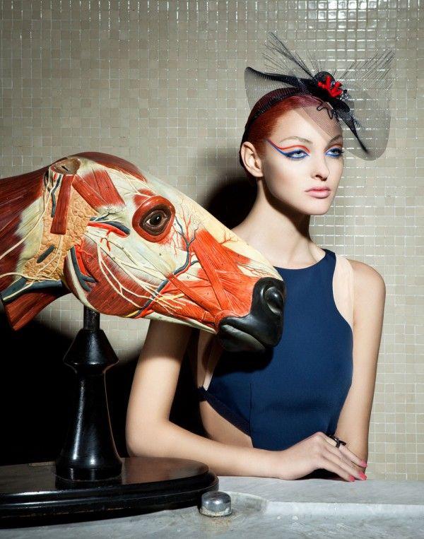 'Under My Skin' by Lucia Giacani : STYLE do.se