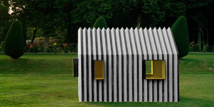 Paper sings a new tune with this chameleonic cabin Paper sings a new tune with this chameleonic cabin