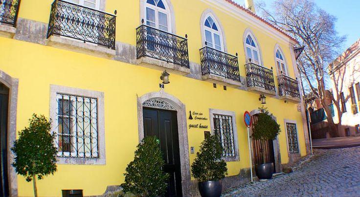 HOTEL|ポルトガル・シントラのホテル>シントラ・カスカイス自然公園内に位置>カーサ ダス カンパイニャス AL(Casa das Campainhas AL)