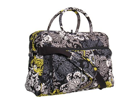 Vera Bradley Luggage Weekender Less Expensive on Zappos.com