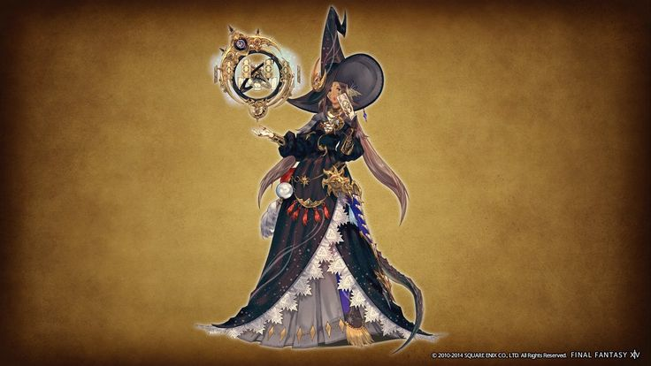I'd love to make this one day! Astrologian - FFXIV Heavensward