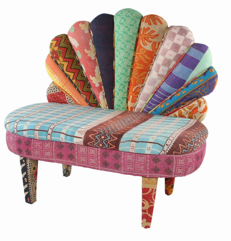 Peacock Accent Chair II