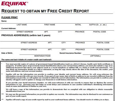 1000+ Ideas About Equifax Free Credit Report On Pinterest | Credit