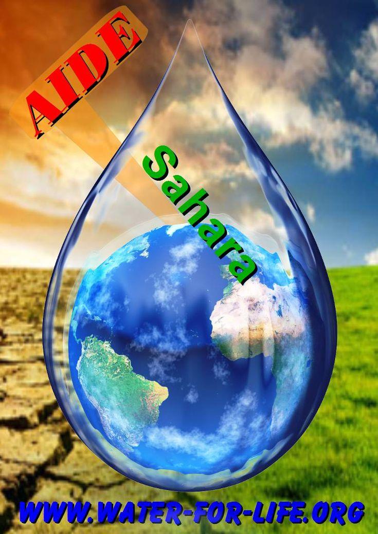 AIDE Sahara Globe
