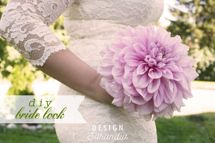 The easiest and most inexpensive wedding bouquet you will ever see. Cute idea for diy brides with green thumbs.