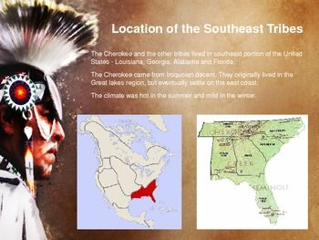 A history of the seminole tribe in southeastern united states