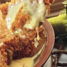 Malva Pudding - Microwave on BigOven: Talk about South African cuisine and you will think of Malva pudding for dessert. It is very sweet and are served hot with custard, cream or ice-cream. It is made with fairly simple ingredients and has a cake texture. The sauce that is added afterwards is what makes this pudding such a favourite. Also known as the Jan Ellis-, Scotish cream- and brown pudding.