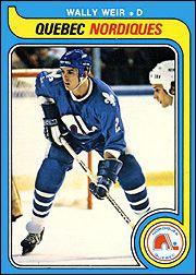Les Nordiques de Québec - Cartes O-Pee-Chee/Topps, saison 1979-1980