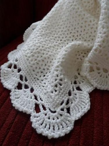 125 best Crochet - Blanket Edging images on Pinterest | Crochet ...