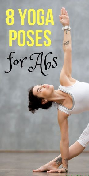 The 8 Yoga Poses for Abs and a Strong Core – Medi Idea