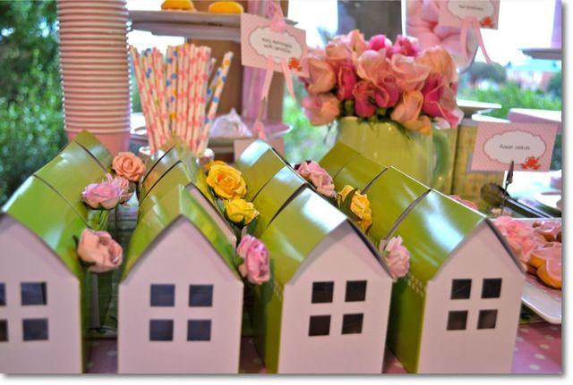 Vintage Tea Garden Party Birthday Party Ideas Garden Tea
