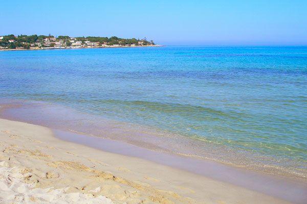 Noto - Spiaggia Fontane bianche (45')