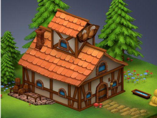 Fancy Tavern Unity Asset Store Unity Games #tCubedLibrary #FREE