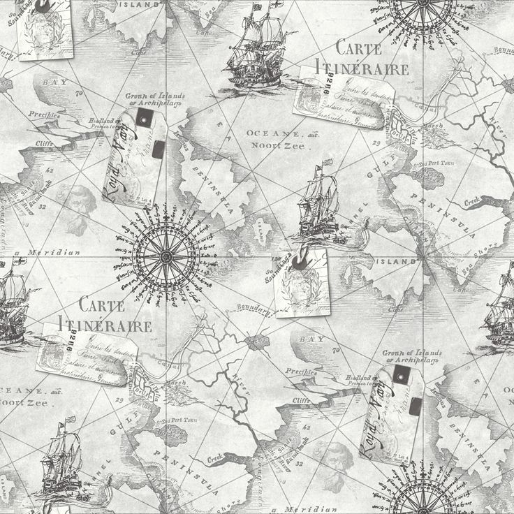 The 25 best map wallpaper ideas on pinterest world wallpaper arthouse navigator vip cartography vintage nautical map wallpaper 622004 gumiabroncs Gallery