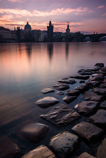 Morning over Prague Photo by Lenka Nejedla — National Geographic Your Shot