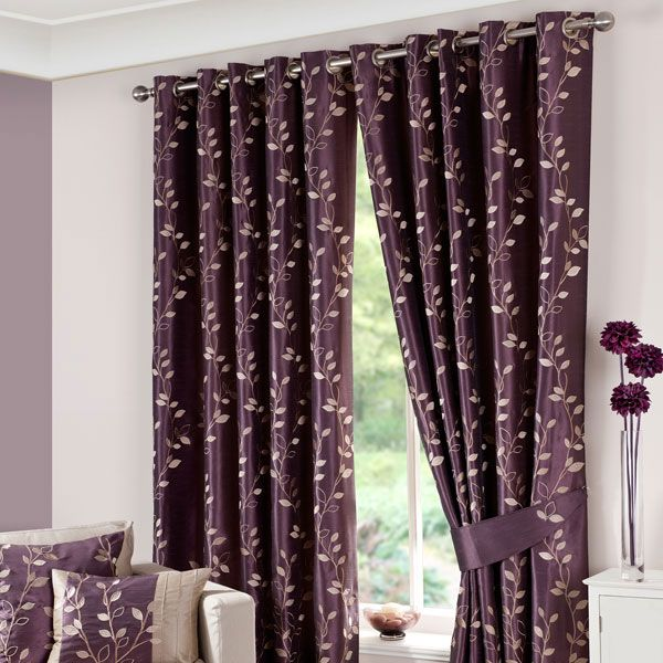 Chic Curtain Poles Add Syle to Your Rooms
