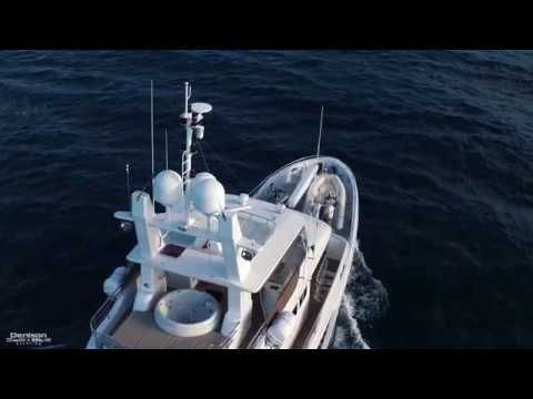 86 Nordhavn Expedition Yacht [Drone Highlights]