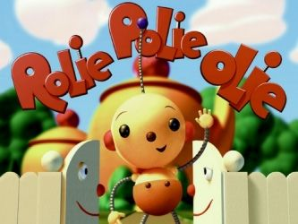 Way up high in the Rolie Polie sky  Is a little round planet of a really nice guy