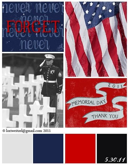 memorial day phone greetings
