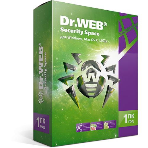 "Antivirus Dr.Web Security Space is a comprehensive solution to protect against all types of Internet threats (including viruses, spam, ""phishing"" messages,"