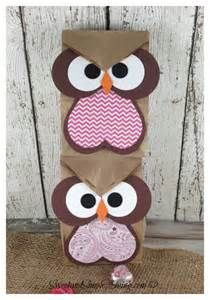 Owl Crafts: Easy Treat Bag (Perfect for Parties) - Sweet and ...