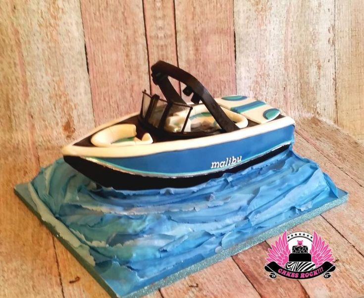 Best  Boat Cake Ideas On Pinterest Nautical Cake Sailboat - Boat birthday cake ideas