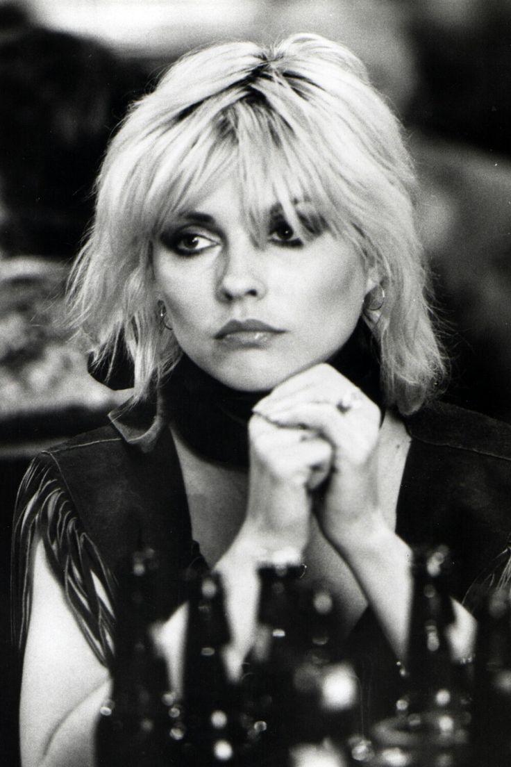 Blondie- Debbie Harry