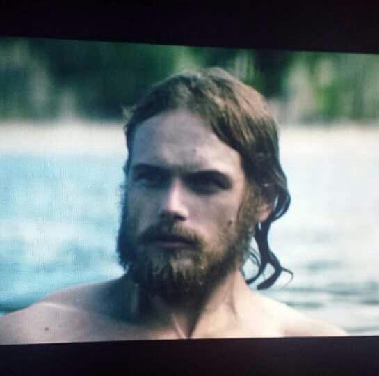 Sam Heughan - I'm wondering about the beard???