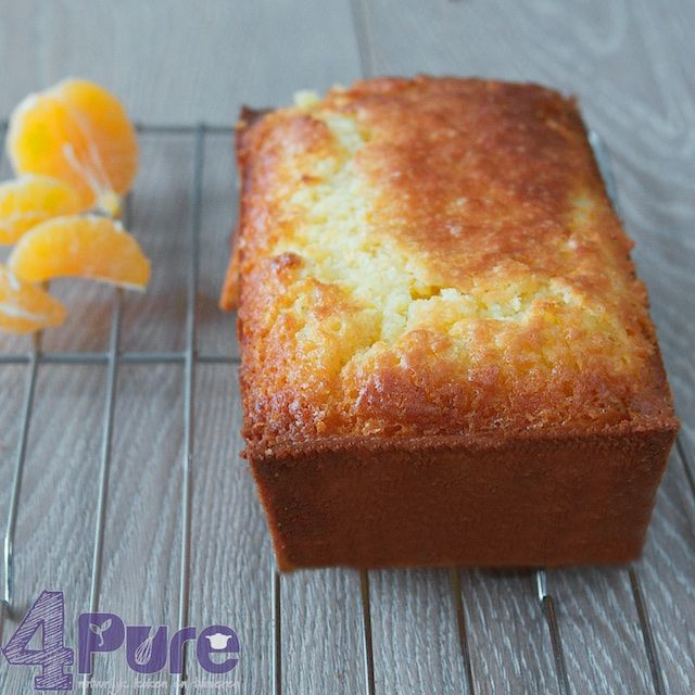 Dit recept voor mandarijn cake is zoet en fris tegelijkertijd. Natuurlijk het lekkerst in de winter, als de mandarijnen het sappigst zijn.
