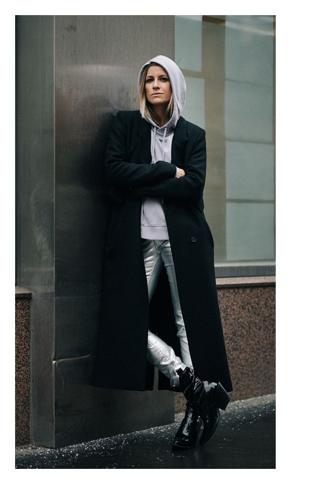 Norwegian fashion editor Celine shows us how to make the most of an outfit. | Read more at H&M Magazine