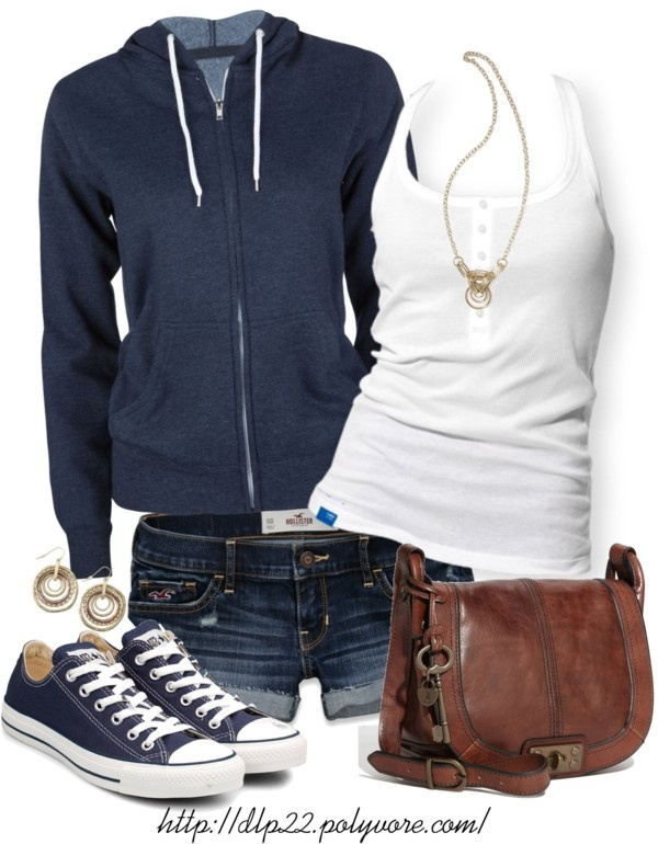 """""""Summer Nights"""" by dlp22 on Polyvore"""