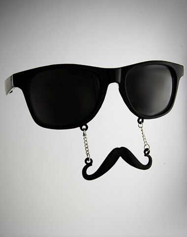 products i love sun glasses mustache http://www.youtube.com/...