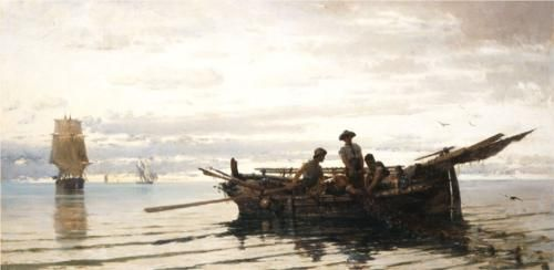 Collecting the Nets - Konstantinos Volanakis