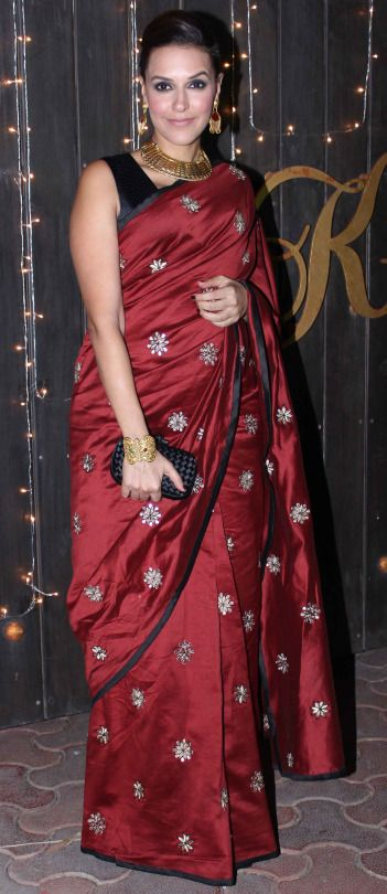 6 celebrities who looked best in a sari - Yahoo Celebrity India