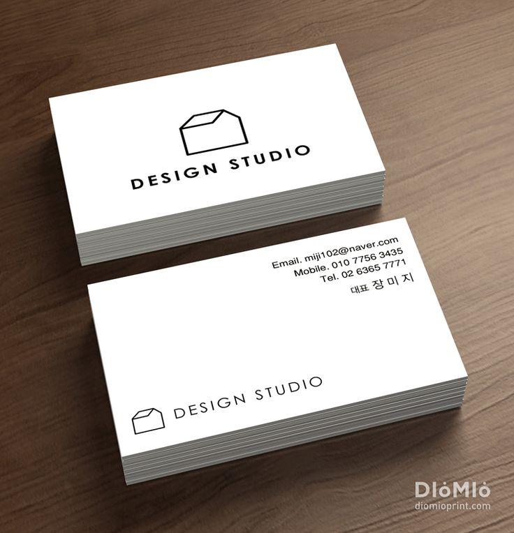 Design Studio Business Cards