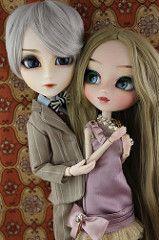 Katrina & ReonHARDT (pullip_junk) Tags: pullip fashiondoll asianfashiondoll taeyang katrina reonhardt